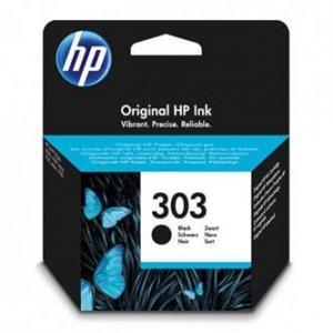 HP oryginalny ink / tusz T6N02AE, HP 303, black, 200s, HP ENVY Photo 6230, 7130, 7134, 7830