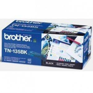 Brother oryginalny toner TN135BK. black. 5000s. Brother HL-4040CN. 4050CDN. DCP-9040CN. 9045CDN. MFC-9840 TN135BK