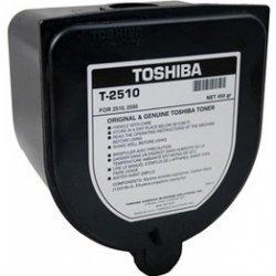 Toshiba oryginalny toner T2510. black. 10000s. Toshiba BD-2510. 2550. 450g T-2510E