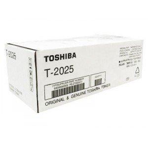 Toshiba oryginalny toner T2025. black. 3000s. 6A000000932. Toshiba e-studio 200S T-2025