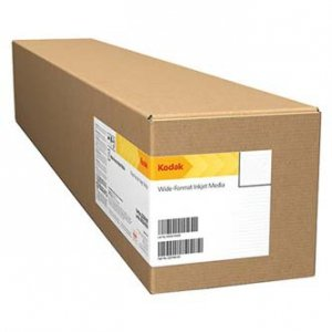Papier do plotera Kodak 610/30.5m/Premium Rapid Dry Photographic Gloss Paper. 610mmx30.5m. 24. KPRDPG24. 255 g/m2. papier. biały. do drukarek atram KPRDPG24