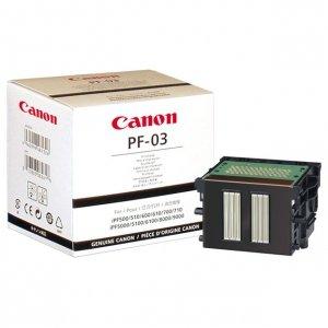 Canon oryginalna głowica drukująca PF03. black. 2251B001. ploter iPF5xxx. 6xxx. 7xxx. 8xxx. 9000. dawniej PF01 2251B001