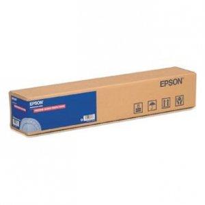 Papier do plotera Epson 390/30.5/Premium Glossy Photo Paper Roll. 390mmx30.5m. 15.3. C13S041742. 260 g/m2. foto papier. biały. do drukarek atrament C13S041742