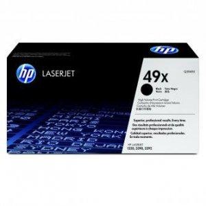 HP oryginalny toner Q5949X. black. 6000s. 49X. high capacity. HP LaserJet 1320. 3390. 3392 Q5949X