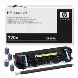 HP oryginalny maintenance kit CB389A. 250000s. HP LaserJet P4015 CB389A-NR