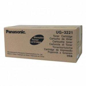 Panasonic oryginalny toner UG-3221. black. 6000s. Panasonic Fax UF-490. UF4 100 UG-3221