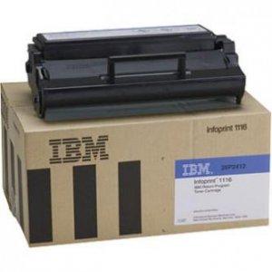 IBM oryginalny toner 28P2412. black. 3000s. IBM Infoprint 1116 28P2412
