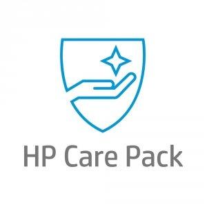 HP Polisa serwisowa 3 year Next day DesignJet T1600 1 rol