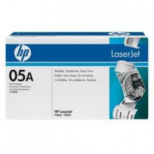 HP oryginalny toner CE505A. black. 2300s. 05A. HP LaserJet P2035. 2055 CE505A