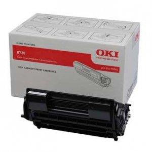 OKI oryginalny toner 01279201. black. 25000s. OKI B730 1279201