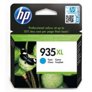 HP oryginalny wkład atramentowy / tusz C2P24AE. No.935XL. cyan. 825s. 9.5ml. HP Officejet 6812.6815.Officejet Pro 6230.6830.6835 C2P24AE#BGY