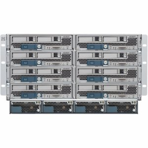 Cisco UCS SP Select 5108 AC2 Chassis w/FI6324