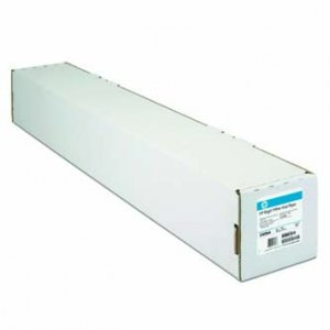 Papier do plotera HP Bright White Inkjet Paper. 420mmx45.7m. Q1446A. 90 g/m2. foto papier. matowy. biały. atrament Q1446A