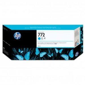 HP oryginalny wkład atramentowy / tusz CN636A, No.722, cyan, 300ml, HP CN636A