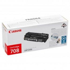 Canon oryginalny toner CRG708. black. 2500s. 0266B002. Canon LBP-3300 0266B002