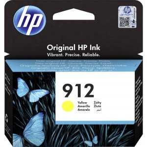HP Tusz 912 Yellow Original Ink Crtg 3YL79AE#BGY
