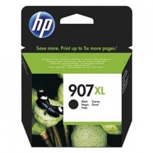 HP oryginalny wkład atramentowy / tusz T6M19AE. No.907XL. black. 1500s. 37ml. extra duża pojemność. HP Officejet 6962.Pro 6960.6961.6963.6964.6965.6966 T6M19AE#BGY