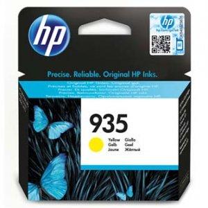 HP oryginalny wkład atramentowy / tusz C2P22AE. No.935. yellow. HP Officejet 6812.6815.Officejet Pro 6230.6830.6835 C2P22AE#BGY