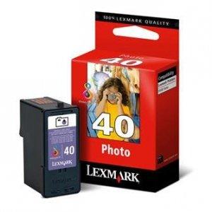 Lexmark oryginalny wkład atramentowy / tusz 18Y0340E. #40. photo. Lexmark X9350 18Y0340E