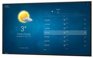 Sharp Electronics Monitor PNQ701E 70'' Full HD LED 350cd/m2 PNQ701E