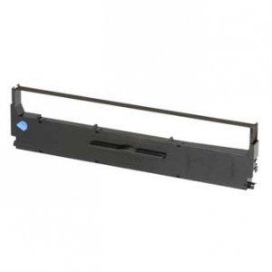 Epson oryginalna taśma do drukarki. C13S015637. czarna. Epson LX350. LX-300. +. +II C13S015637