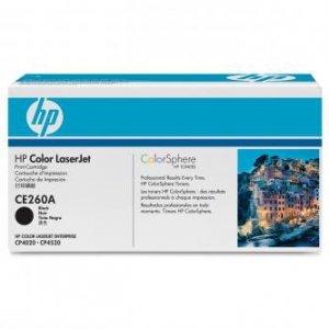 HP oryginalny toner CE260A. black. 8500s. 647A. HP Color LaserJet CP4025. CP4525 CE260A