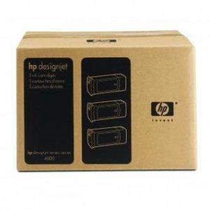 HP oryginalny wkład atramentowy / tusz C5084A. No.90. magenta. 3x400ml. 3szt. HP DesignJet 4000. 4000ps C5084A