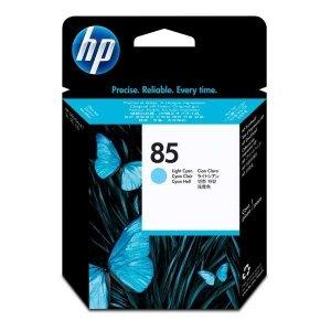 HP oryginalna głowica drukująca C9423A. No.85. light cyan. HP DesignJet 30. DesignJet 130. NR C9423A