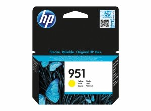 HP oryginalny wkład atramentowy / tusz CN052AE. No.951. yellow. 700s. dla HP Officejet Pro 8100 ePrinter CN052AE