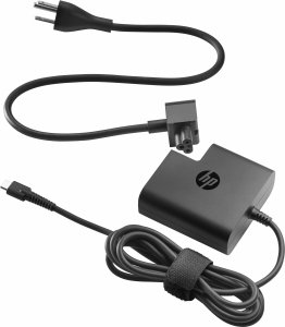 HP Zasilacz 65W USB-C Power Adapter 1HE08AA#ABB