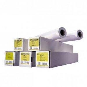 Papier do plotera HP 1067/30.5m/Universal High-gloss Photo Paper. 1067mmx30.5m. 42. Q1428B. Q1428A. 200 g/m2. foto papier. wysoki połysk. biały. do Q1428B