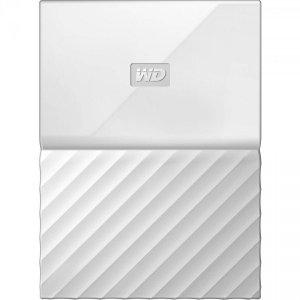 Western Digital Dysk zewnętrzny EXT My Pass 3TB 2.5 White WorldWide WDBYFT0030BWT-WESN