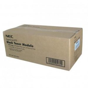 NEC oryginalny toner 50016561. black. NEC Superscript S870 50016561