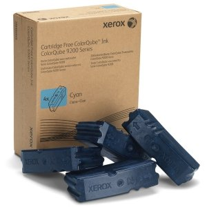 Xerox oryginalny tusz stały 108R00837, cyan, 40000s, Xerox COLORQUBE 9201,9202,9203,9301,9302,9303