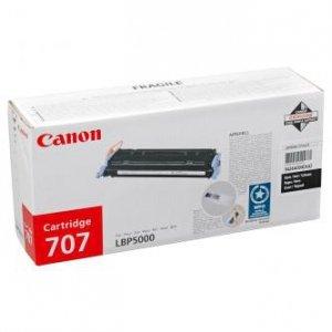 Canon oryginalny toner CRG707. black. 2500s. 9424A004. Canon LBP-5000 9424A004