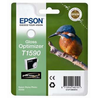 Epson oryginalny wkład atramentowy / tusz C13T15904010. black. Epson Stylus Photo R2000 C13T15904010