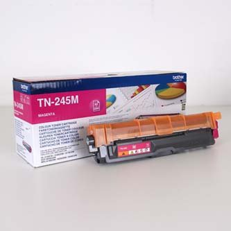 Brother oryginalny toner TN245M. magenta. 2200s. Brother HL-3140CW. 3170CW TN245M