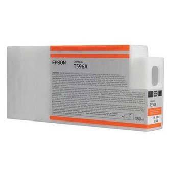 Epson oryginalny wkład atramentowy / tusz C13T596A00. orange. 350ml. Epson Stylus Pro 7900. 9900 C13T596A00