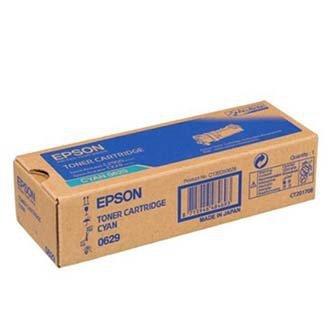 Epson oryginalny toner C13S050629. cyan. 2500s. Epson Aculaser C2900N C13S050629