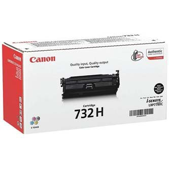 Canon oryginalny toner CRG732H. black. 12000s. 6264B002. high capacity. Canon i-SENSYS LBP7780Cx 6264B002