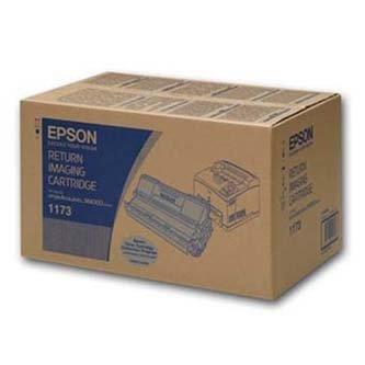 Epson oryginalny toner C13S051173. black. 20000s. return. Epson Aculaser M4000 C13S051173
