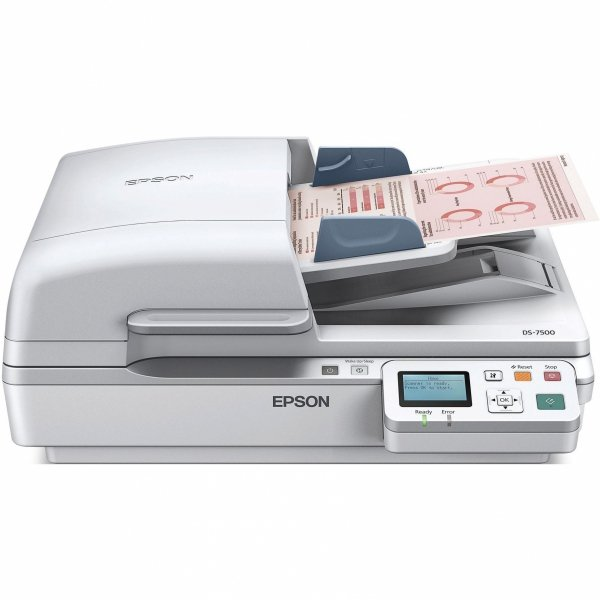 Epson Skaner Workforce DS-7500N B11B205331BT
