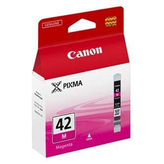 Canon oryginalny wkład atramentowy / tusz CLI-42M. magenta. 6386B001. Canon Pixma Pro-100