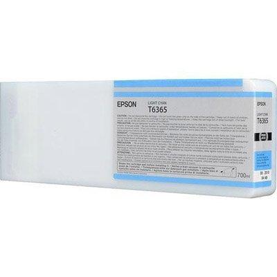 Epson oryginalny wkład atramentowy / tusz C13T636500. light cyan. 700ml. Epson Stylus Pro 7900. 9900