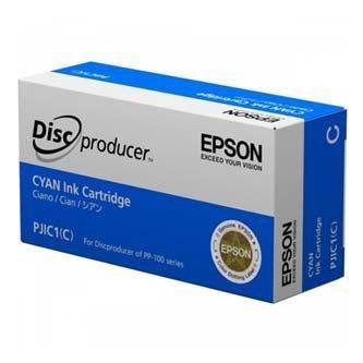 Epson oryginalny wkład atramentowy / tusz C13S020447. cyan. PJIC1. Epson PP-100 C13S020447