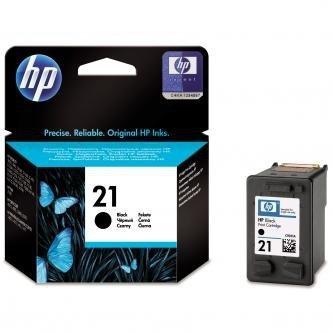 HP oryginalny wkład atramentowy / tusz C9351AE#241. No.21. black. 150s. 5ml. blistr. HP PSC-1410. DeskJet F380. OJ-4300. Deskjet F2300 C9351AE#301