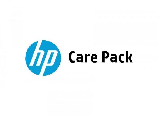 HP Polisa serwisowa eCare Pack/2y std exch consumer laser UX452E
