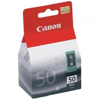 Canon oryginalny wkład atramentowy / tusz PG50. black. 750s. 22ml. 0616B001. Canon iP2200. MP150. 170. 450 0616B001