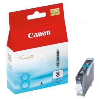 Canon oryginalny wkład atramentowy / tusz CLI8PC. light cyan. 450s. 13ml. 0624B001. Canon iP6600. iP6700 0624B001