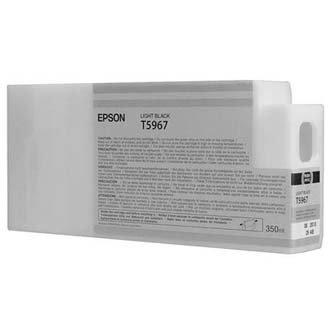 Epson oryginalny wkład atramentowy / tusz C13T596700. light black. 350ml. Epson Stylus Pro 7900. 9900 C13T596700